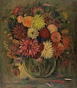 Signed - Still Life Floral