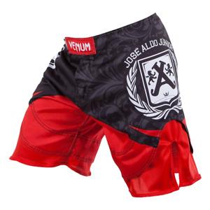 shorts mma Venum Jose Aldo Junior Signature Black/Red men