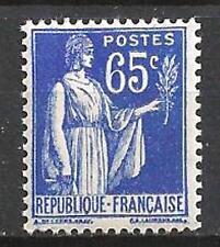 France 1937 Yvert n° 365 neuf ** 1er choix