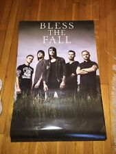 """Blessthefall Poster 24"""" X 36"""" Bless The Fall"""