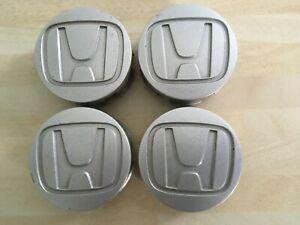 4x Honda wheel centre caps  44782 S5A 0000  # JL243