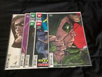 "Green Arrow #43 - 47 ""Citizen's Arrest"" DC Comics Benson & Benson 2018 Rebirth"