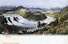 Ansichtskarte Rheinfall