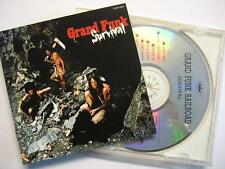 "Grand Funk voies ferrées ""survival"" - CD-Japon"