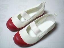 uwabaki Uwagutsu School Uniform Shoes Japan manga cozplay RED 19-26CM RANGE ONLY