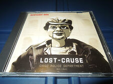 SCAPEGOAT WAX - LOST CAUSE - US PROMO CD SINGLE - VERY RARE WITH VIDEO