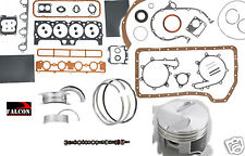Mercruiser Marine 470 488 3.7L 224ci Engine Master Kit Cam pistons gaskets MOLY