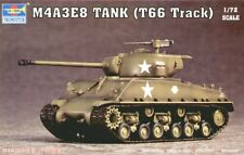 Trumpeter 1/72 M4A3E8 Sherman pista (T66) # 07225