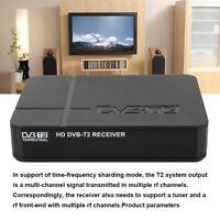 Décodeur DVB-T/T2 Android TV Box et Télécommande 100-240V pour TV satellite