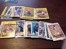 100 different Cleveland Indians cards Alomar to Wright 1980's - today NM-mint