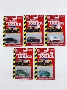 NIP 1999 Tonka/Maisto Outdoor Camper Off Road Terrain Hummer Die-Cast Mercedes