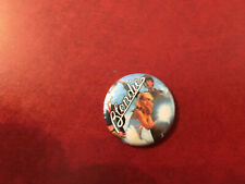 Blondie button pin badge Best of Photo shoot