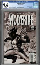 Wolverine V3 #50 CGC 9.6 NM+ Black & White Variant Edition WHITE PAGES