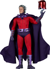 Marvel Comics Classic Magneto Sixth Scale Action Figure Sideshow Collectibles