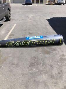 """Easton Project 3 FUZE BBCOR: BB19FZ Baseball Bat - 32"""" 29 oz. New"""
