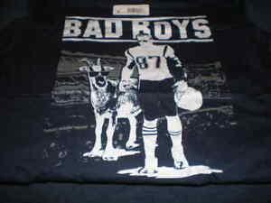 GRONK + GOAT   T-Shirt  BAD BOYS   BRAND NEW   LARGE   Rob Gronkowski  TOM BRADY