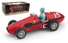 Brumm R035-CH Ferrari 500F2 1952 World Champion - Alberto Ascari 1/43 Scale