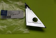 Genuine Mercedes W116 Outside rearview Mirror inner plate LHD LH A1167250511