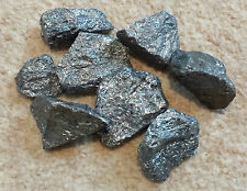 SILICON CARBIDE ROCK PIECES Carborundum Mineral Specimen Crysalline Compound SiC
