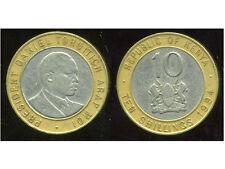 KENYA   10 shilling  1994  ( bis )