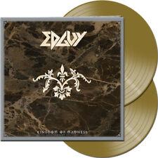 Edguy - Kingdom Of Madness [New Vinyl] Gatefold LP Jacket, Gold, Ltd Ed
