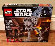 Lego Star Wars At-St Walker 75153, Brand New - Retired!