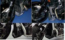 "Yamaha V-max 1700 ""ram-air"" Spoiler en Pintado 2009 Color Negro emparejado ©'09"