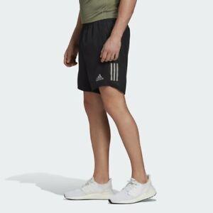 adidas Men's Own The Run 7'' Running Zip Pocket Shorts FS9807