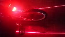 LED láser Tail light bicicleta luz trasera nuevo/en el embalaje original Bicycle rear bicicleta luz New/embalaje original