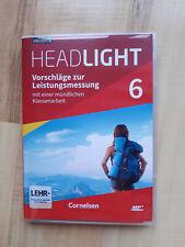 Headlight 6 Leistungsmessung, Klassenarbeiten mit Lösungen (Lehrersoftware)