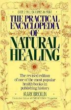 Practical Encyclopedia of Natural Healing, Bricklin, Mark, Good Condition, Book