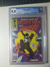 Marvel Team-Up #141 CGC 9.4 NEWSSTAND 1st appearance of the black costume