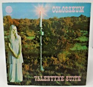 "Colosseum ""Valentyne Suite"" gatefold sleeve LP"