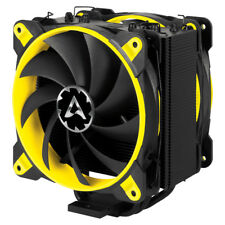 Arctic raffreddamento freezer 33 eSPORTS Torre CPU Yellow Refrigeratore Edition 2 x 120 mm Fan