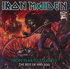 Iron Maiden - From Fear To Eternity: The Best Of 1990-2010 [CD]