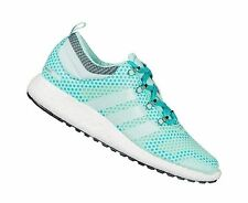 Patternless Boost Lace Up Trainers for Women
