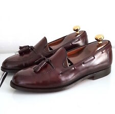 ALDEN BROOKS BROTHERS TASSEL LOAFERS CORDOVAN 9 9.5 UK 43 43,5 FR 10 US HORWEEN