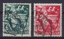 DR Mi Nr. 660, 661, gestempelt, 5. Jahrestag Deutsches Reich 1938, used