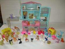 Barbie Pet Shop With Sound Playset Toy