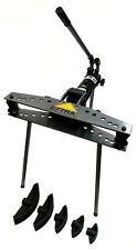 "HPB-2 Hydraulic pipe bender 1/2""-2"" with 3 legs & open top"
