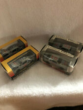 (4) 1993 Rcca #93 H.O./Stock Car Collectors Series 1/64th scale Clear Window Car