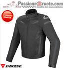 Jacket moto Dainese Super Speed D-dry black dark sport waterproof 4 season