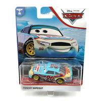 Disney Pixar Cars Ponchy Wipeout Diecast Toy New Free Shipping