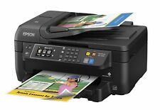 Epson WorkForce WF-2750 All-in-One Copy Scan Fax Wireless Color Printer