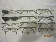 Lot of 12 Ray-Ban Metal Eyeglasses Mens Womens BIG WIDE SEXY College Retro SLEEK