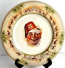 Shriners Clown Bandages Vintage Shenango China Plate Masonic Temple Shriner