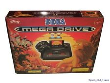 """## SEGA Mega Drive 2 Konsole """"König der Löwen"""" - Set in OVP - TOP ##"""