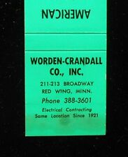 1970s American Motors Toyota Worden-Crandall Co. Broadway Red Wing MN Goodhue Co