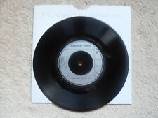 "THUNDERCLAP NEWMAN + THE CRAZY WORLD OF ARTHUR BROWN TRACK RECORDS 7"" SINGLE"