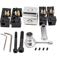 Tooling Package For Mini Lathe Quick Change Tool Post Amp Holders Tool New